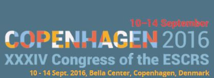 Hot research topics at ESCRS 2016